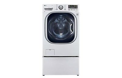 LG WM3997HWA (All in One) Ventless 4.3 Cu. Ft. Capacity Steam Washer/Dryer Combo