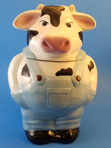 Savoy Cow Cookie Jar
