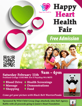 The Happy Health Fair