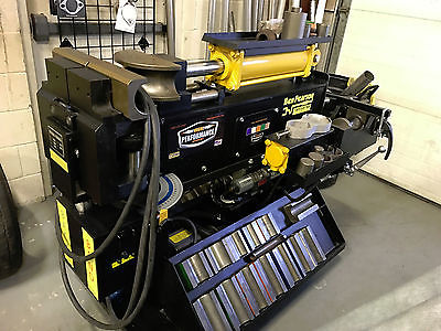 Huth/ Ben Person exhaust pipe bender with die set VPE MAX | GREAT CONDITION!