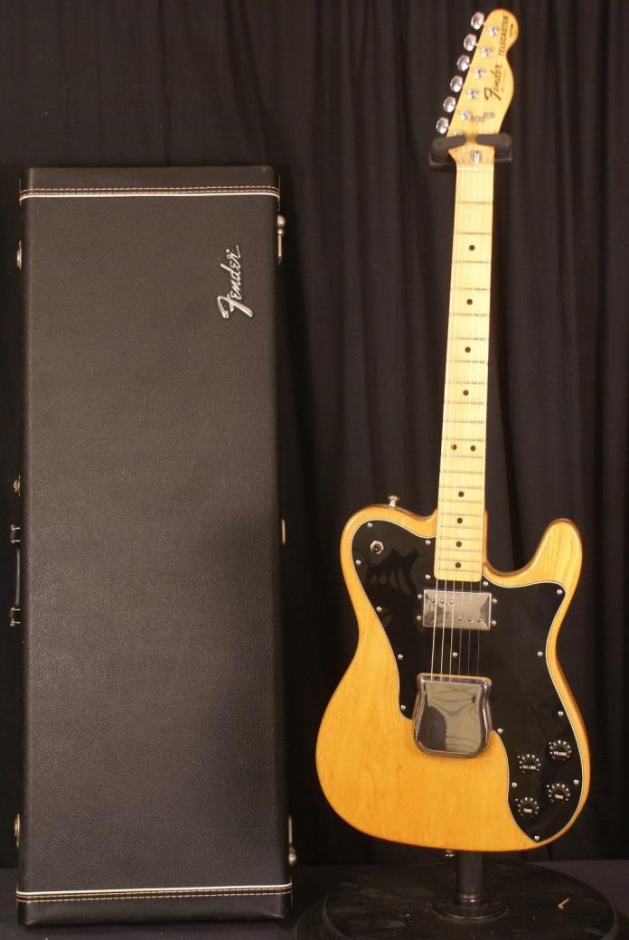 1978 Fender Telecaster Custom All original and clean w/ original hard case