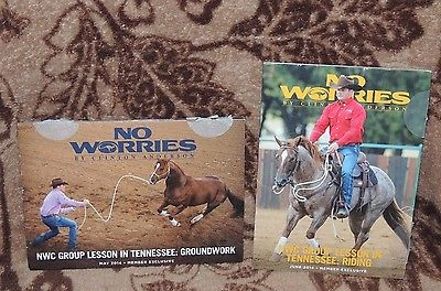 Clinton Anderson NWC Group Lesson in Tennessee (Fundamentals Exercises) DVD Set