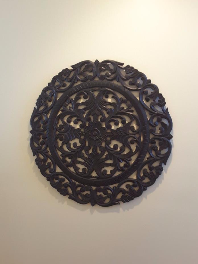 Decorative Wall Art Medallion