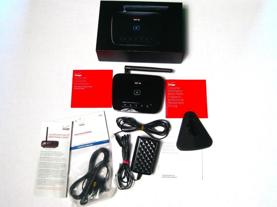 Verizon Wireless Home Phone - Activate / Set Up Device