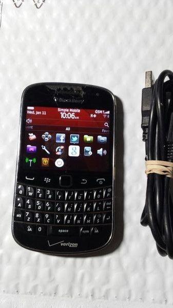 Blackberry Bold 9939 Unlocked T-mobile ATT Verizon page plus