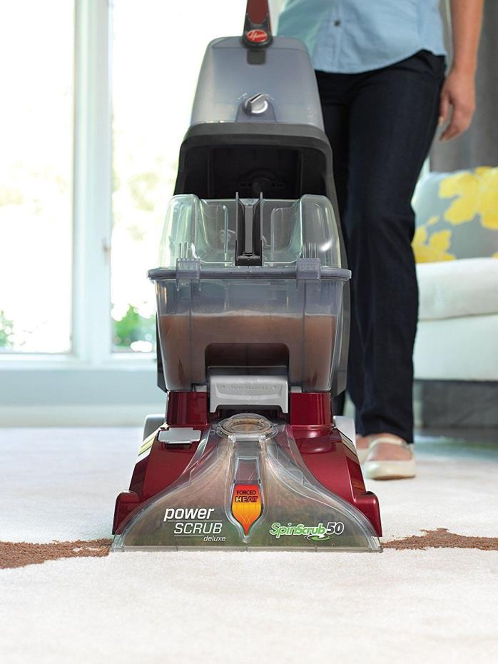 Shampoo Carpet Vacuum Power Cleaner Hoover Clean Machine Pet Stain & Odor Remove