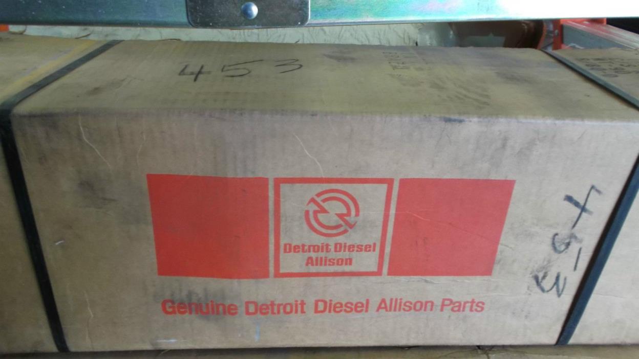 DETROIT DIESEL NOS 4-53 CRANKSHAFT 5104549 NEW IN CARTON