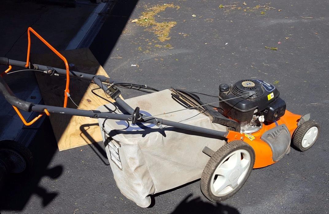 Husqvarna Lawn Mower Honda motor