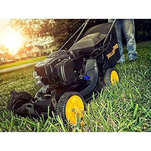 Walk Behind Mower Front Wheel Drive Mowing Machine Professional Grass Cutter Pro