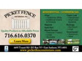 Picket Fence and Exteriors Inc.