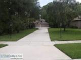 Driveway cleaning tarpon springs, fl