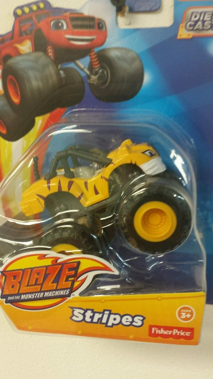 Blaze and the monster machines die cast stripes