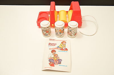 Johnson & Johnson Rhythm Rollers Complete with Play Guide Parent's Magazine
