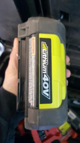 40v ryobi trimmer and blower kit