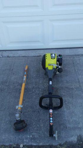 Ryobi 4 cycle gas trimmer