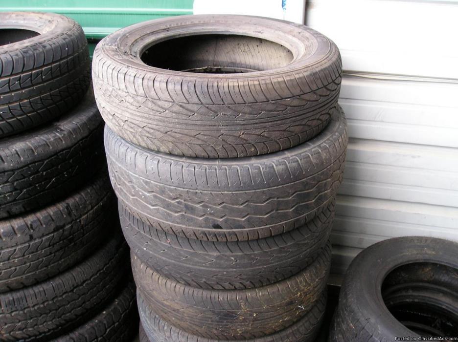 4 16 inch bfgoodrich tires