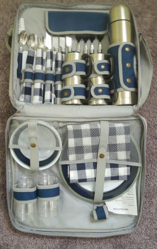 SwissGear Picnic Case Kit Basket
