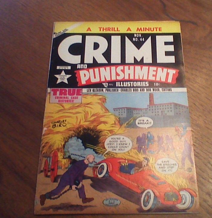 CRIME AND PUNISHMENT #44