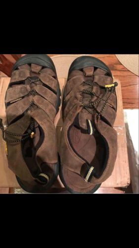 Men's Keen Leather Sandals Size 11
