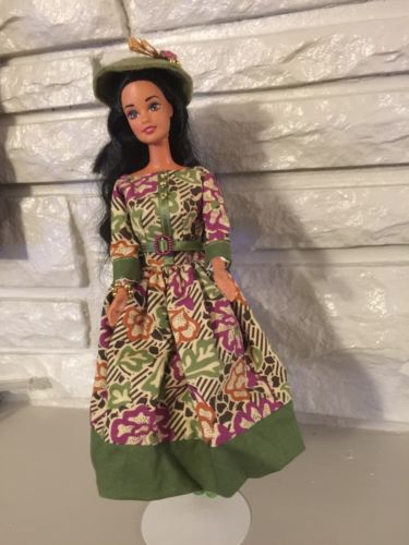 Barbie With Handmade Custom Outfit