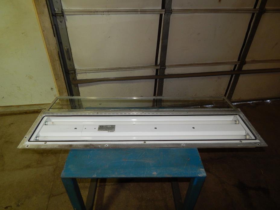 LDPI 390420120-1744 Lighting Fixture For Paint Spray Booth 120Volt 3904201201744