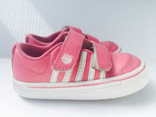 K-Swiss Size 5 (infant/toddler) Pink Shoes