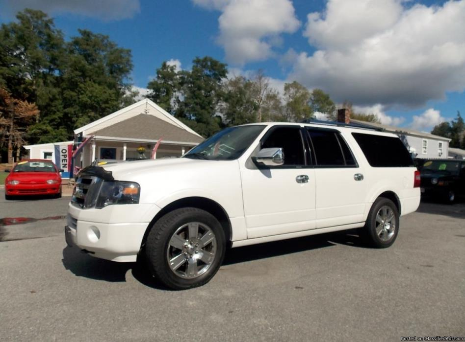 2010 Ford Expedition EL Limited 4WD