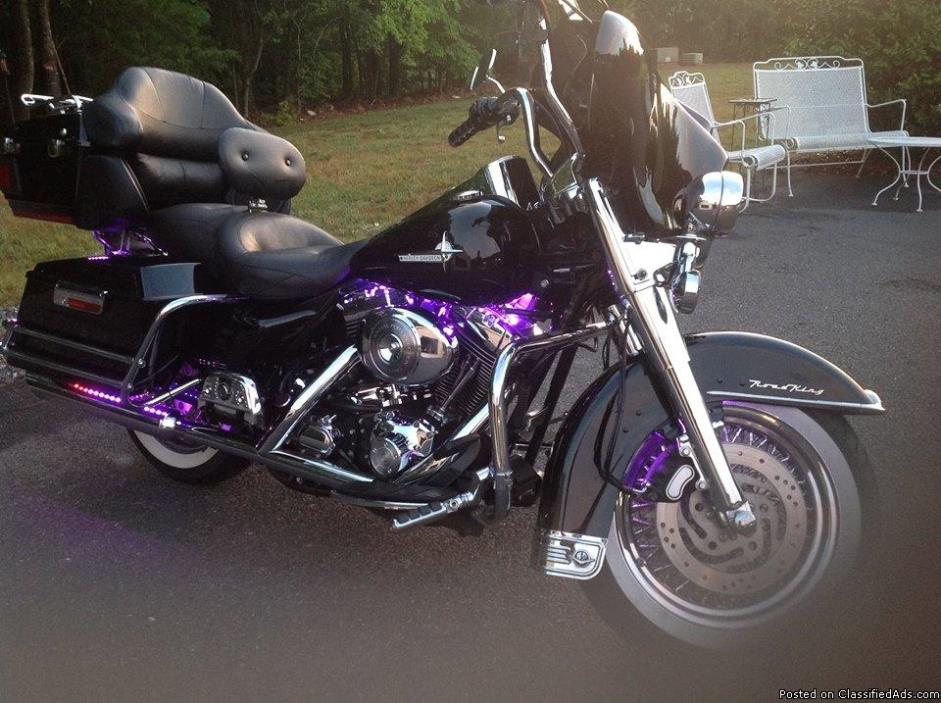 Harley Davidson Road King Custom 2002