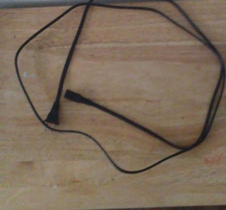 Ps3 7ft ac power cord No damage (Black)
