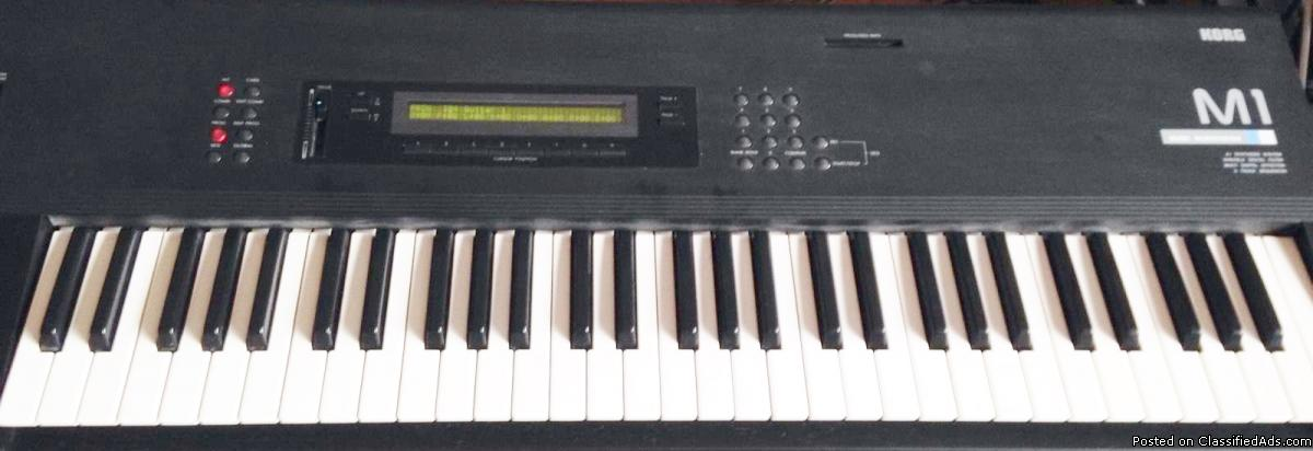 Korg M1 Keyboard/Workstation
