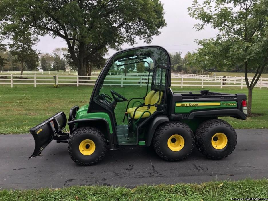 john deere 6x4 for sale classifieds. Black Bedroom Furniture Sets. Home Design Ideas