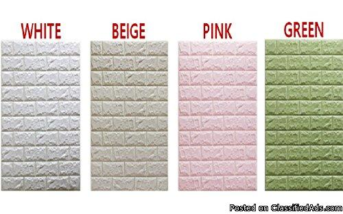 Foam Stone Brick Wall Panels Wall Decor Wallpaper