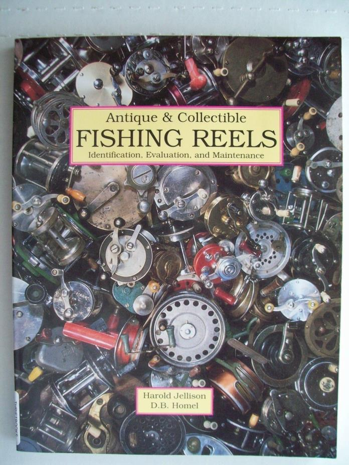 Vintage bait casting reels for sale classifieds for Antique fishing reels price guide