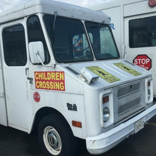 ice cream truck/ food truck conversion