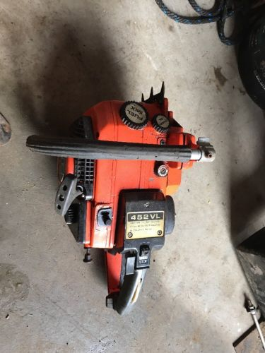 ECHO 452VL CHAINSAW