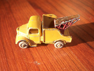 Wreck Truck Made in England Lesney