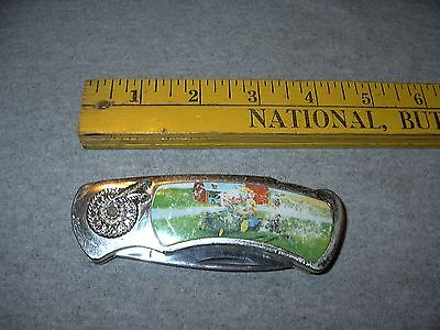John Deere Collectable Knife 3