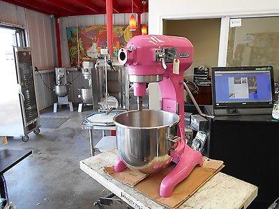 Hobart A200 - 20 Quart Pink Mixer - Classic Hobart Mixer