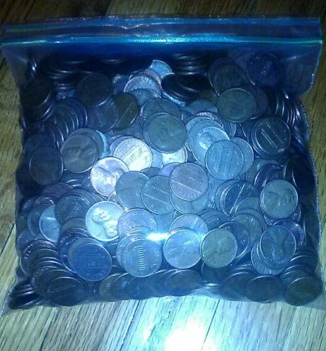 Bulk Copper Pennies - For Sale Classifieds