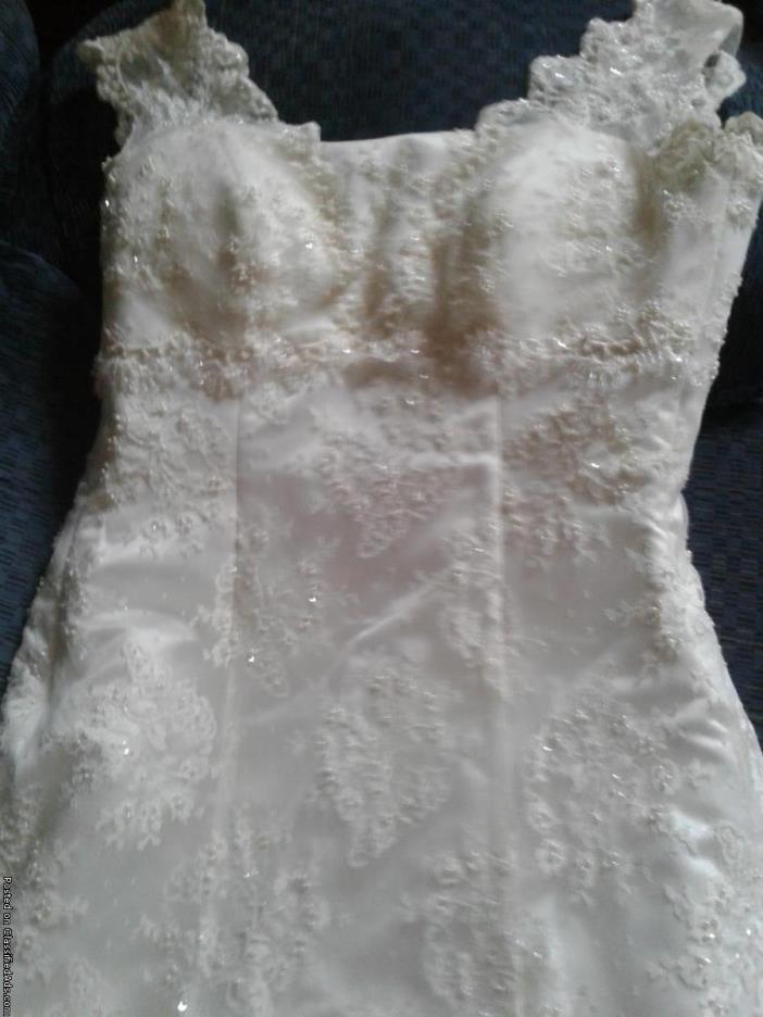 Need Gone Wedding Dress