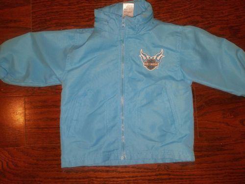 Harley davidson 18 months Blue Boys Spring Jacket Coat