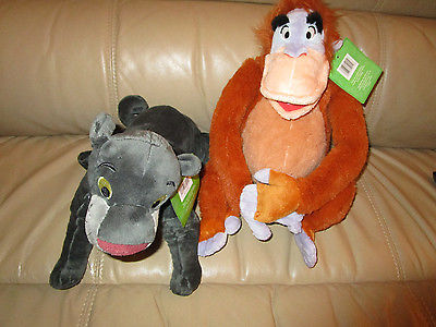 JUNGLE BOOK PLUSH - NWT
