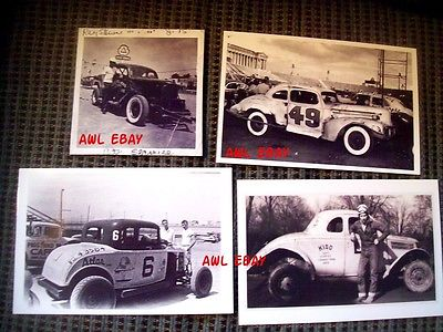 VINTAGE JALOPY RACE CAR PHOTOS
