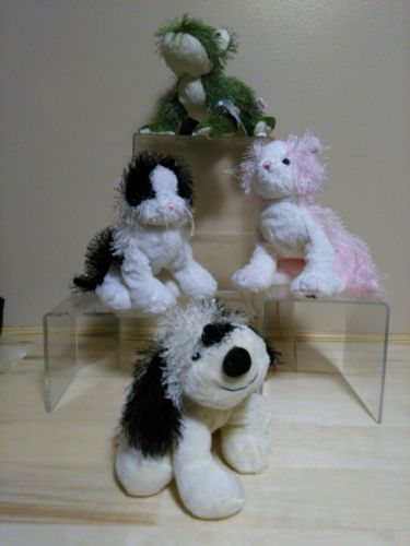 Granz, Webkinz, Kittens, Puppy & Green Frog Lot
