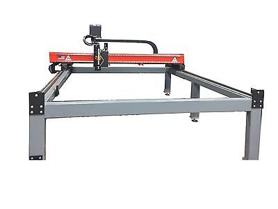 Alpha Tek Automation Plasma Cutting Table - 6'x8' Cut Capacity - 200A High Def
