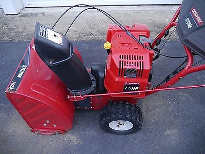 Snow Blower Troy Bilt in Amsterdam Ny - For Sale Classifieds
