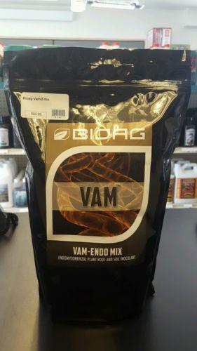BioAg VAM Endomycorrhizal Plant Root & Soil Innoculant 5 lbs 2.27 Kilo