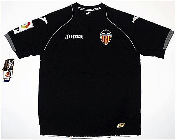 Valencia 2011-12 Away Jersey (XL youths) *BRAND NEW W/TAGS*