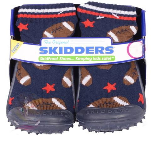 Skidders Baby Toddler Boy Shoes Size 4 - 12 Months Style #XY3451 NWT