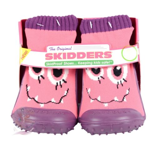 Skidders Baby Toddler Shoes Sz 8-24M Style #XY4169 - NWT.